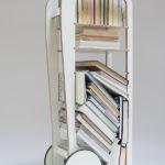 fleimio trolley white books