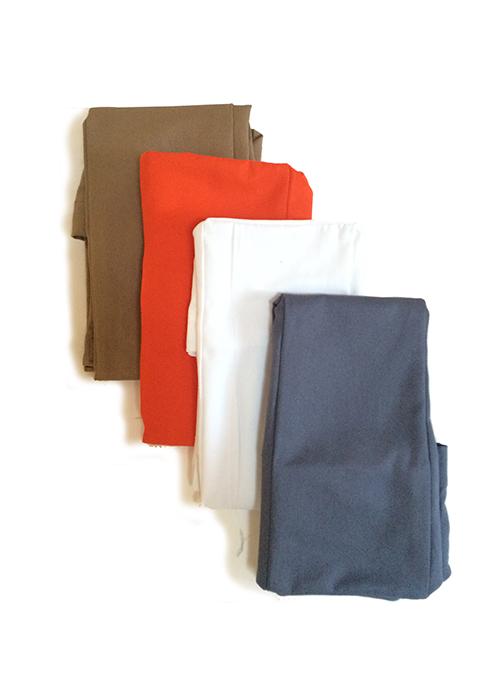 fleimio bags four colours folded