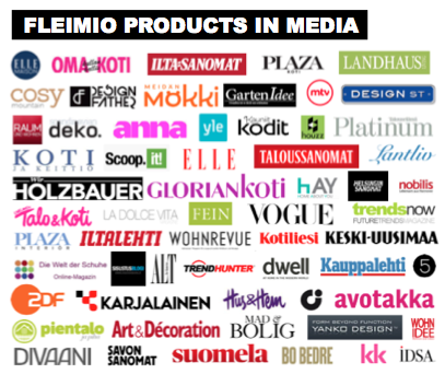 media that noticed fleimio