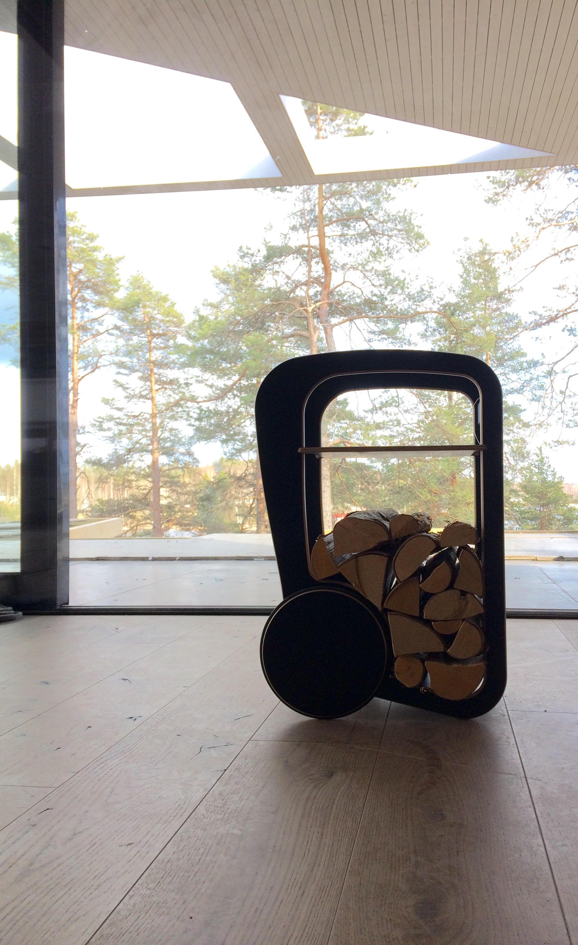 fleimio mini trolley in Talo Wave Mikkeli asuntomessut