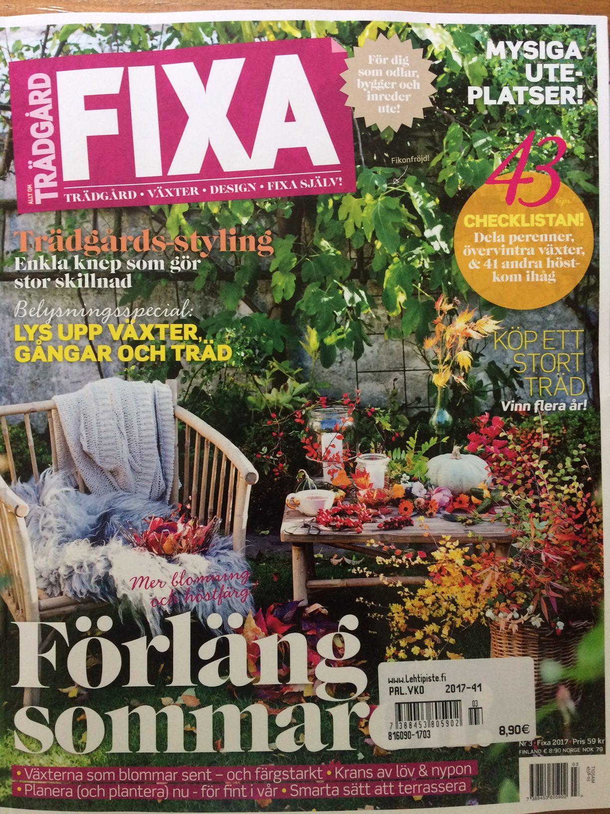 fixa cover with fleimio woodhopper