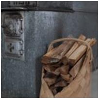 log-holder