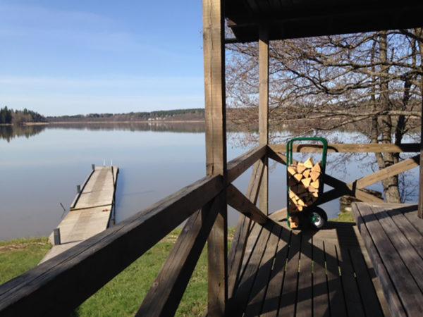 fleimio woodhopper - outdoor sauna