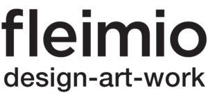 fleimio design-art-work logo