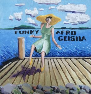 Jussi Leimio funky afro geisha