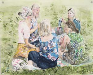 Maritta Meckelborg piknik