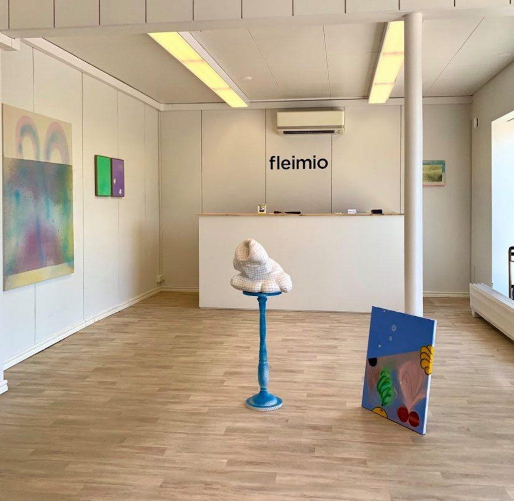 Rainbow Dash fleimio art-gallery august 2020